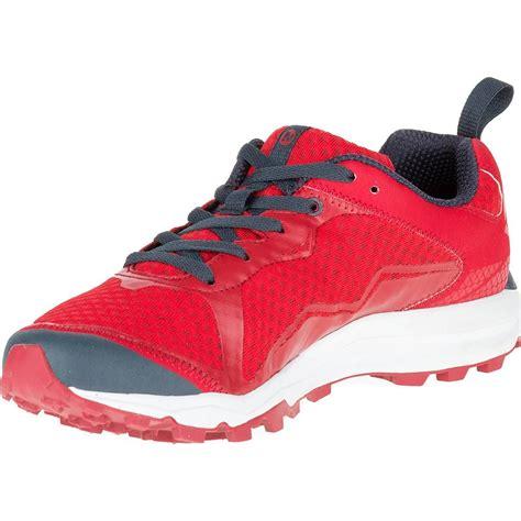 light running shoes merrell all out crush light mens running shoes ss16