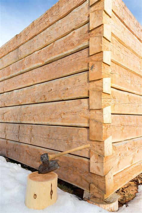build your own log cabin learn to build your own log cabin