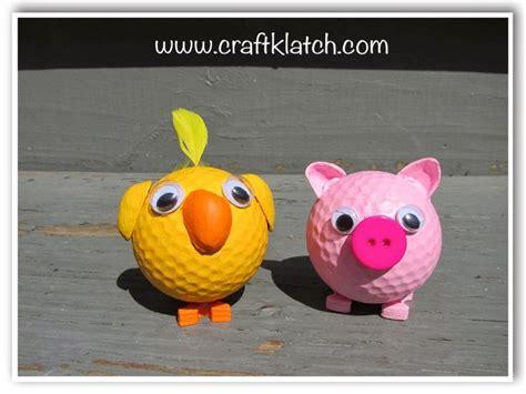 craft balls best 20 pig crafts ideas on