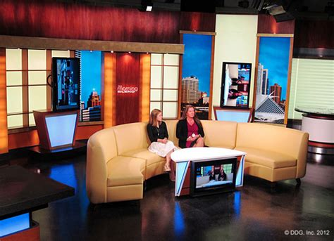 best home design tv shows wtmj tv today s tmj4 took the wraps off its new set