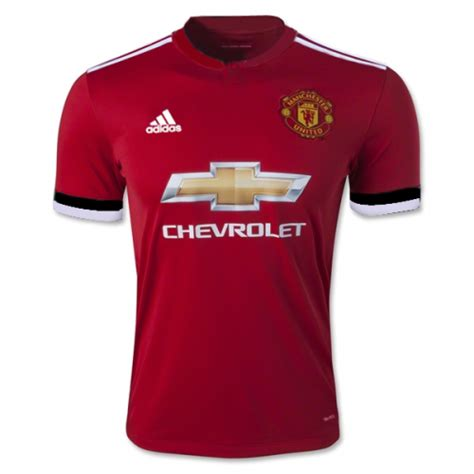 Jersey Baju Bola Westham United Home 2018 jersey manchester united home 2017 2018 official jersey bola grade ori murah