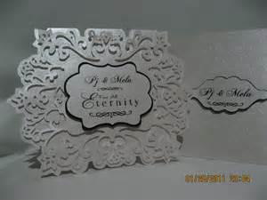 diy wedding invitations for silhouette cameo machince