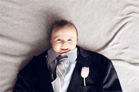 Baby Suit Meme - un costume bien trop grand pour lui dr 244 les de mums