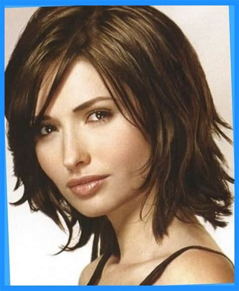 images front and back choppy med lengh hairstyles 25 awesome medium length haircuts medium lengths