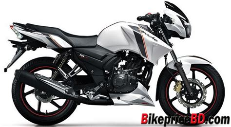 TVS Apache RTR 150 Double Disc   All Bike Price in Bangladesh