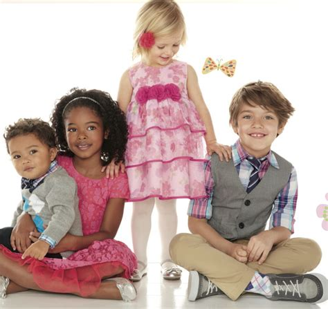 children s spring looks at the children s place agoura hills mom