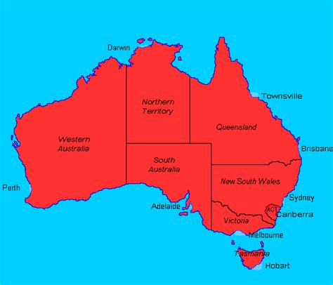 country australia bsl australia