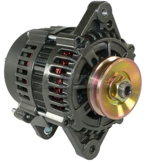 amp high output  ear mount marine alternator  mercruiser applications