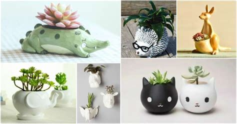 animal planters 17 different indoor animal planters creativedesign tips