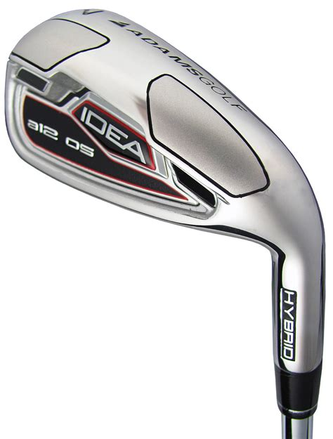 adams idea  os hybrid irons set  adams golf golf