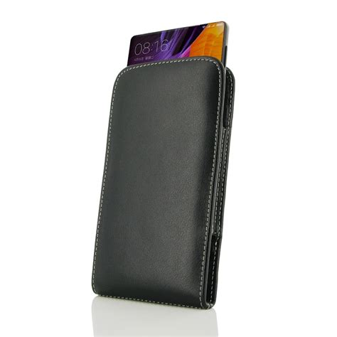 Xiaomi Mi Mix Violet Softcase xiaomi mi mix leather sleeve pouch pdair sleeve holster flip
