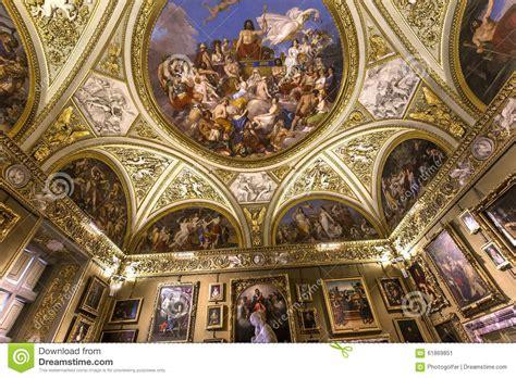 palazzo pitti interno interni di palazzo pitti firenze italia fotografia