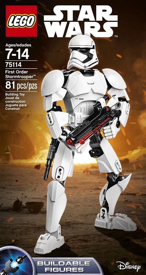 Order Stormtrooper Lego Minifigure Wars Sw667 lego wars order stormtrooper 75114 paulmartstore