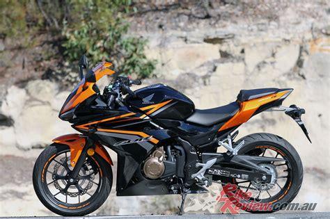 honda cbr500r review 2016 honda cbr500r bike review