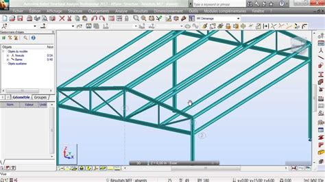 video tutorial robot structural analysis autodesk robot structural analysis part 2 d 233 finitions des