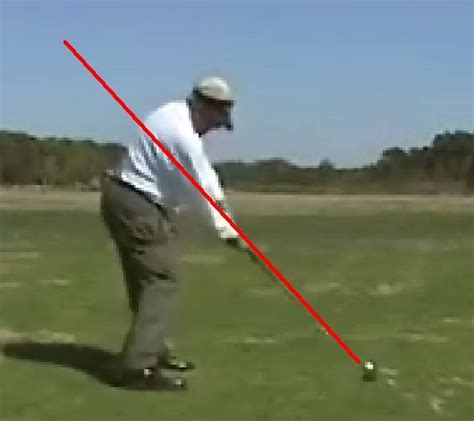 natural golf single plane swing what is the golf swing plane consistentgolf com