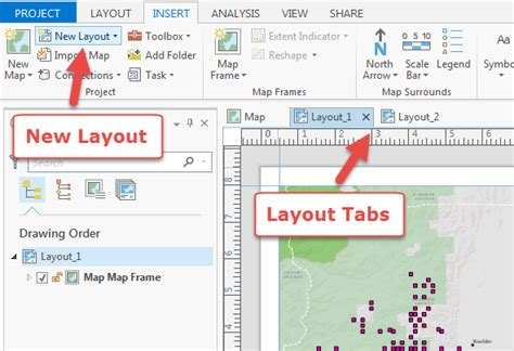saving layout in arcgis save layout view in arcgis learning arcgis pro waml