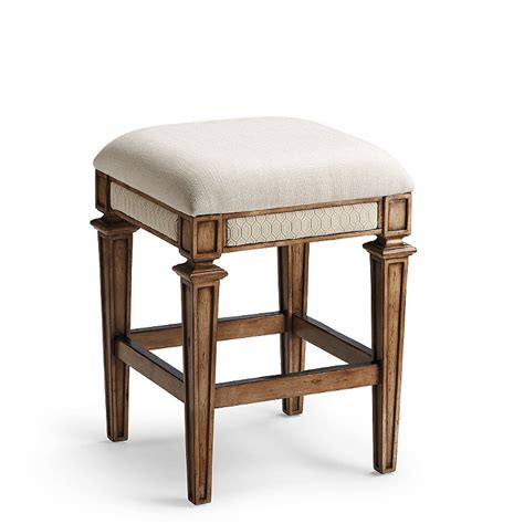 Frontgate Bar Stools by Legs Upholstered Bar Stool Frontgate