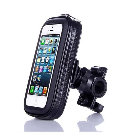 New Arrival Holder Sepeda Motor Bicycle Waterproof Medium Size motorcycle scooter phone holder medium size 150 x 85mm