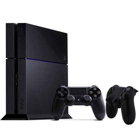 Playstation 4 Ps4 Slim 500gb Dualshock 4 sony playstation 4 500gb console includes dualshock 4 controller consoles zavvi