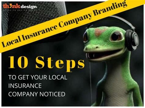 local insurance companies 10 steps to get your local insurance company noticed