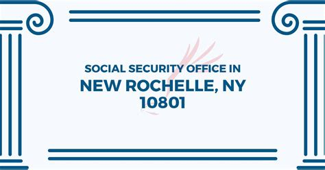 social security office in new rochelle new york 10801