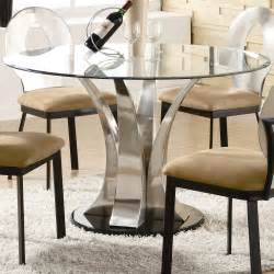 dining table and chairs chic small bar pool tables space black glass amp chrome extending dining table and 4