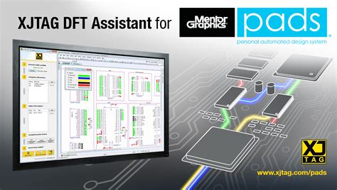 pads layout update decal xjtag dft assistant for mentor graphics pads