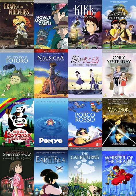 studio ghibli film gatto blair erickson marie i found them i found all studio