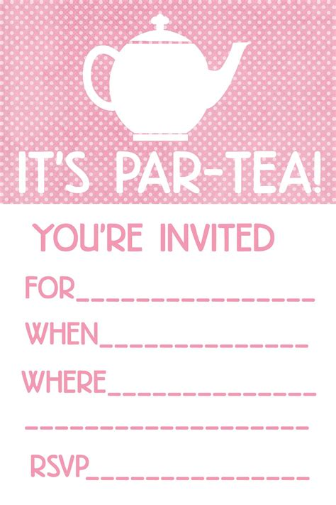 free party invitations templates online reference template