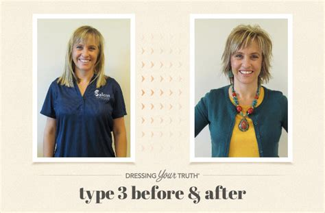 Dressing Your Truth Type 3 Hair | turn your beauty up a few degrees dressing your truth