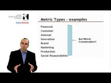 Lsbf Global Mba by Lsbf Global Mba Lecture In Performance Measurement