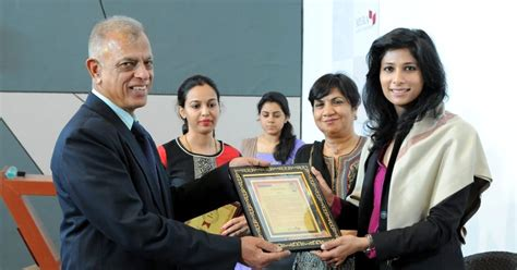 Mba Economics In Indore by Harvard S Gita Gopinath At Myra Global Economic Headwinds