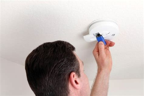 smoke detector wired into house beeping electric smoke detector won t stop beeping thriftyfun