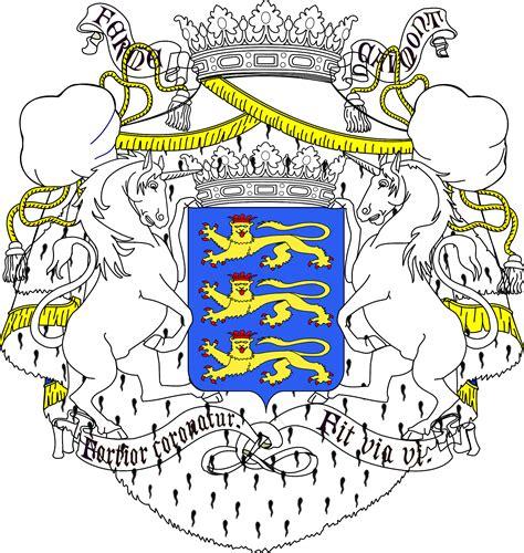 Armoirie De by Auguste Armand De La Wiki Everipedia