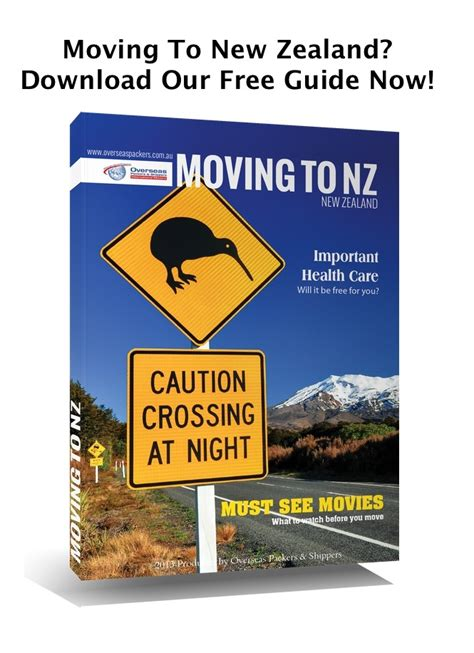 Can You Move To New Zealand With A Criminal Record Moving To New Zealand Overseas Packers Shippers