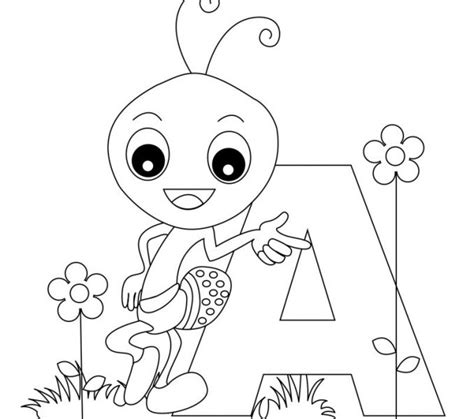 blank abc coloring pages kids painting pictures printable coloring page purse