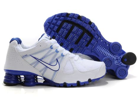 white and blue nike running shoes and mens blue running shoes white nike turbo shox specific