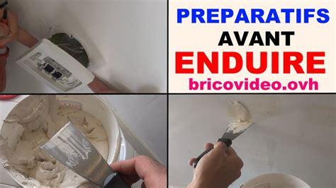 Enduit De Rebouchage Placo 3512 by Enduire Un Mur Int 233 Rieur Les Pr 233 Paratifs Pourquoi Enduire