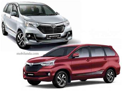 Harga Merk Mobil Toyota harga mobil avanza bekas murah dan berkualitas