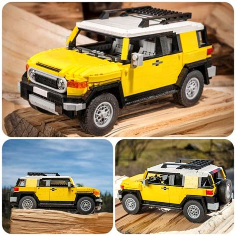 lego toyota 4runner 11 best images about toyota toys and models on