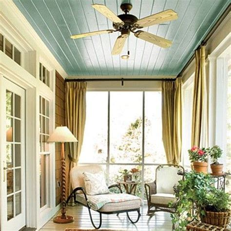 Screened Porch With Curtains Outdoor Spaces Pinterest