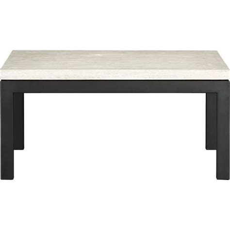 travertine top coffee table black steel base ivory travertine top square coffee table