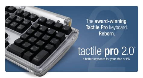Tactile Pro 2 Is Like The Apple Keyboard But Better by Matias Tactile Pro 2 0 Keyboard