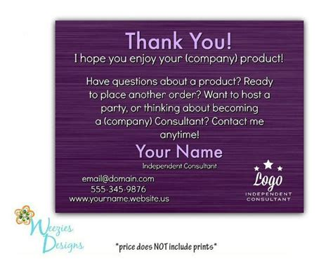 thank you letter gift card sle 17 best images about scentsy marketing designs more on