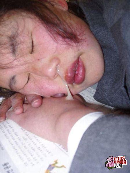 imagenes asquerosas graciosas gente durmiendo fotos de humor