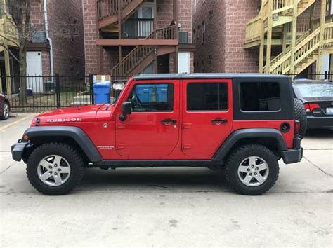 Jeep Wrangler For Sale Chicago 2010 Jeep Wrangler Unlimited Rubicon For Sale In Chicago
