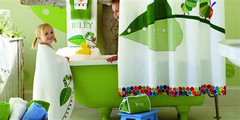 shower curtains for kids bathrooms kid s bathroom decorating ideas to take note of home