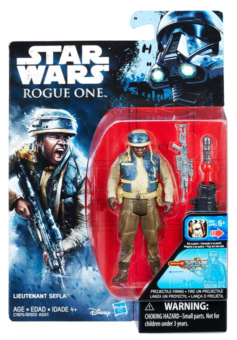 Hasbro Wars Rogue One 3 75 Galen Jyn Erso Figure Wave 4 New In S rogue one a wars story new figures by hasbro the