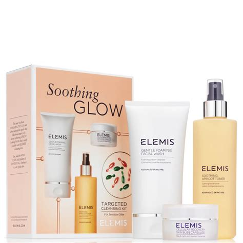 Ciate Detox Kit by Elemis Soothing Glow Cleansing Kit Livraison